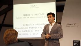 Godišnja nagrada Hrvatskog muzejskog društva za najbolju realiziranu izložbu u 2014. g. - NAROD U NEVOLJI / Veliki rat na varaždinskom području