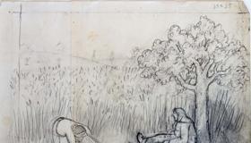 IVAN GENERALIĆ: Prije slike – crtež. Iz zbirke umjetnina Vladimira Malogorskog