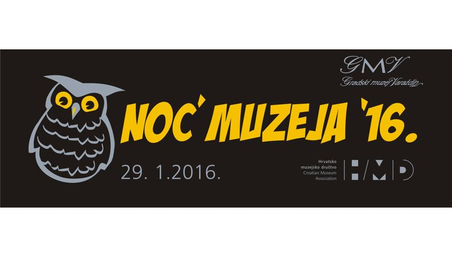 NOĆ MUZEJA 2016. / Program