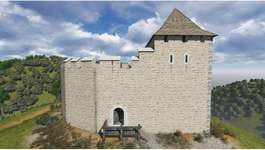 BURGOLOGIJA – Srednjovjekovni gradovi kontinentalne Hrvatske
