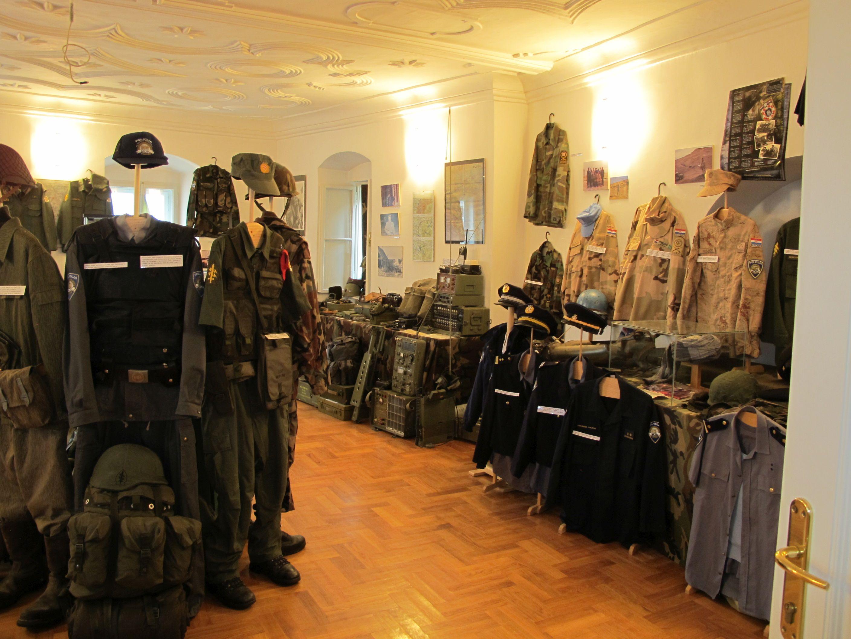 Muzejski Dokumentacijski Centar • Muzej vojne i ratne povijesti Pakrac
