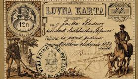 LOV I PLEMSTVO NA VARAŽDINSKOM PODRUČJU  Fragment izložbe Varaždin pod krunom Habsburgovaca