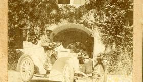 BEŠTE, LJUDI – IDE AUTO / Povijest automobilizma u Hrvatskoj 1898. – 1945.