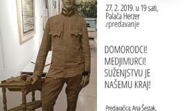 DOMORODCI! MEDJIMURCI! SUŽENJSTVU JE NAŠEMU KRAJ! Uz 100. obljetnicu odcjepljenja Međimurja od mađarske države