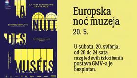 MEĐUNARODNI DAN MUZEJA  Programi Gradskog muzeja Varaždin