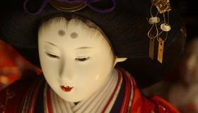 PREDSTAVLJANJE DONACIJE JAPANSKIH LUTAKA / Donatorica: gospođa Miki Takamatsu iz Tokija