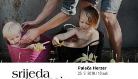 Tate i djeca iz Hrvatske i Švedske