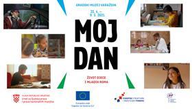 Moj dan - život djece i mladih Roma