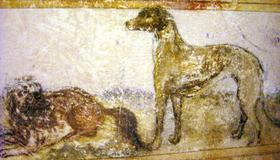 Vlaho Bukovac i životinje