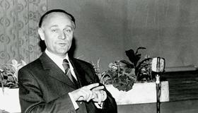 Prof. dr. sc. ZVONIMIR JURAS / Pionir surdologije i znanstvenik svjetskoga glasa