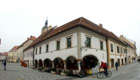 Konferencija za novinare - prijedlog otkupa rekonstruirane povijesne kuće u Varaždinu, Franjevački trg 2 - 4