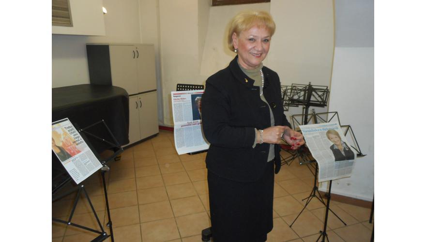 MOJ ŽIVOT GOVORI MNOGE JEZIKE:  dr. sc. ZDENKA WEBER, muzikologinja i diplomatkinja