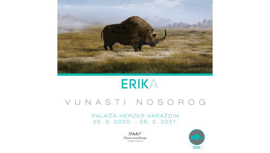 Erik/a – vunasti nosorog