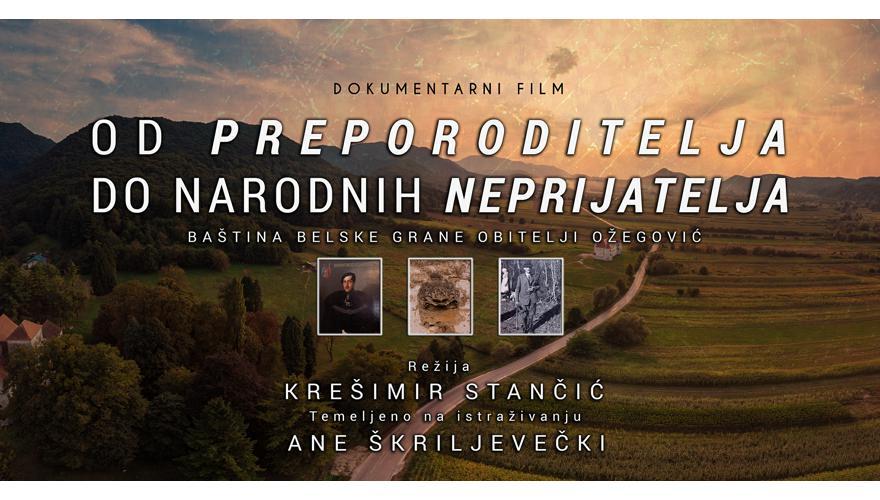 Projekcija filma: Od preporoditelja do narodnih neprijatelja