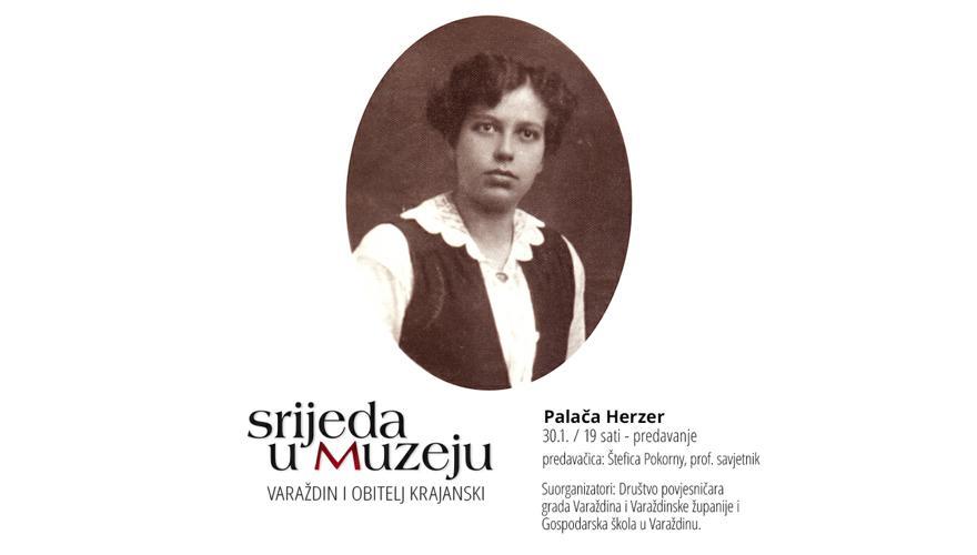 VARAŽDIN I OBITELJ KRAJANSKI / Predavanje uz Dan sjećanja na holokaust