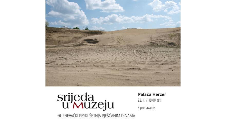 Đurđevački peski – šetnja pješčanim dinama