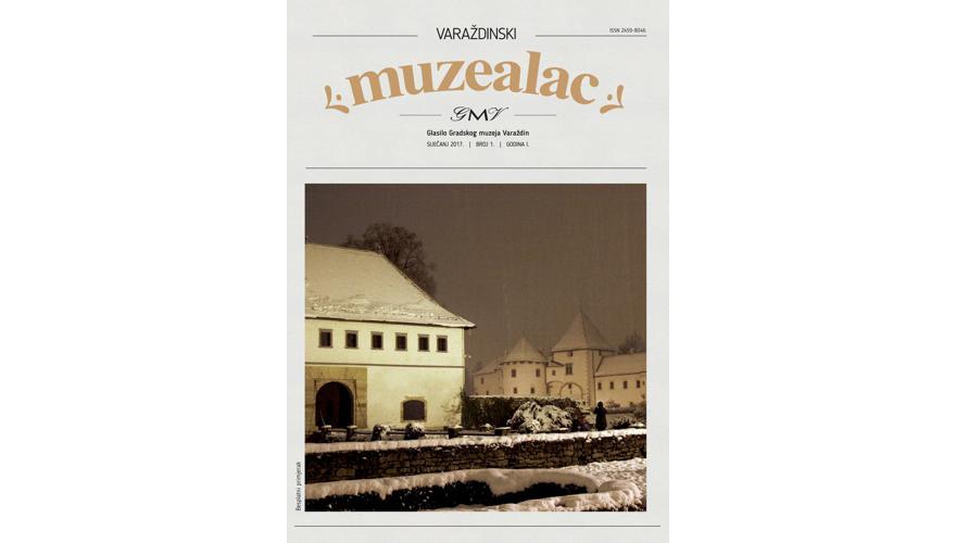 Varaždinski muzealac, siječanj 2017