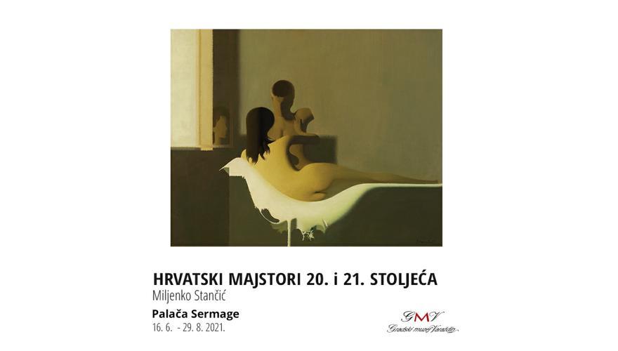 Hrvatski majstori 20. i 21. stoljeća / stalni postav