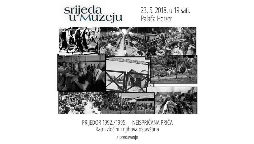 Prijedor 1992./1995. – neispričana priča