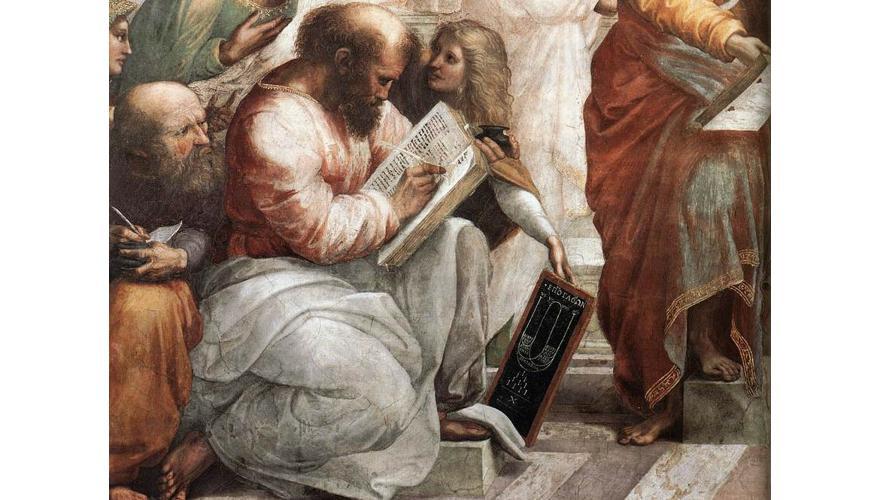 Platon i matematika