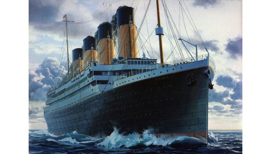 TITANIC: Kronologija jedne legende