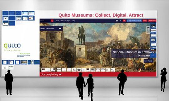 MDC – Qulto radionica – Kako nove tehnologije mogu poboljšati muzejski doživljaj [PRESS]